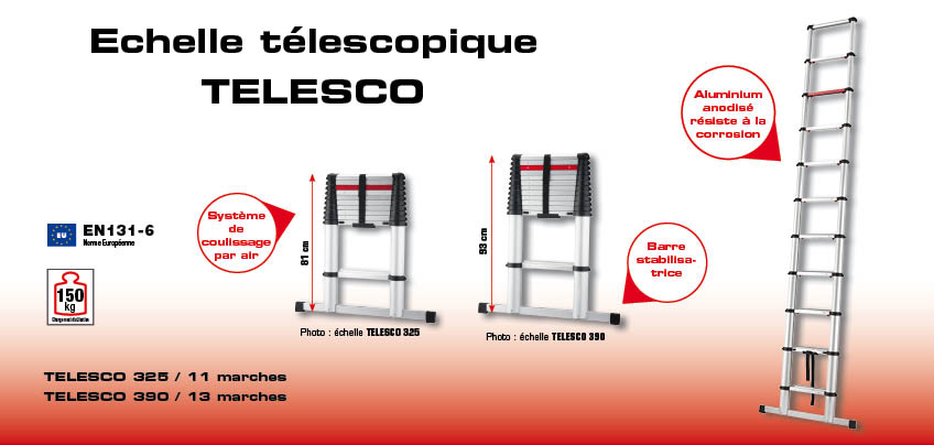 slide TELESCO